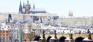 Vacanza con il cane a Praga